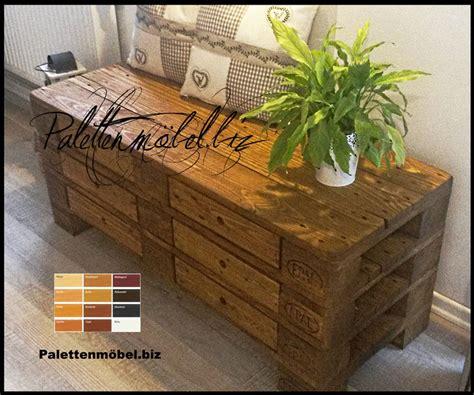 kommode aus paletten palettenkommode mit schubladen in braun sideboard aus