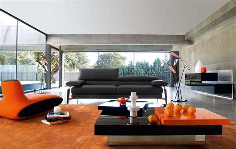 design my interior 25 amazing orange interior designs