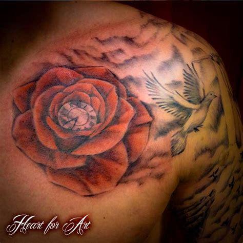 family themed tattoo heart for art tattoo shop manchester blog heart