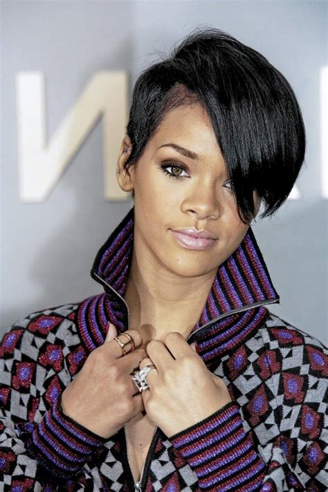 hairstyles that are shorter on one side 80 amazing short hairstyles for black women bun braids