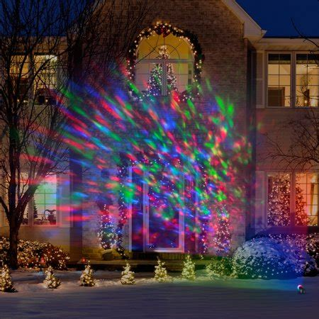 outdoor spot light for decorations lightshow kaleidoscope multi colored lights