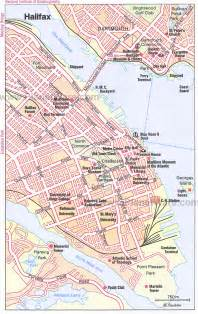 map of halifax scotia canada 10 top tourist attractions in halifax planetware