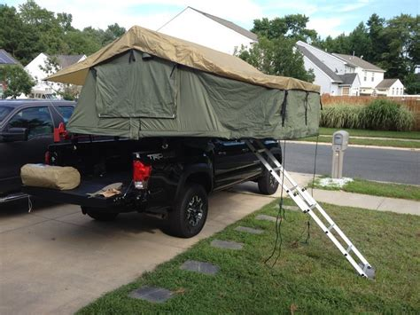 toyota tacoma bed tent 2005 current toyota tacoma bed bars mobtown offroad