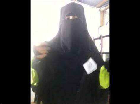 tutorial niqab saraa niqab tutorial exclusive doovi