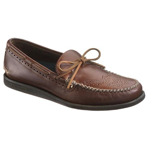 wing loafers s sebago 174 csides wing tip loafers 582523 casual