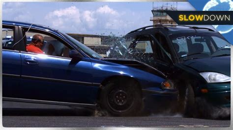 car crash in motion test dummy car crash in motion 10 000fps