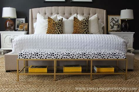 diy upholstered bench diy bedroom d 233 cor and furniture ideas anyone can try