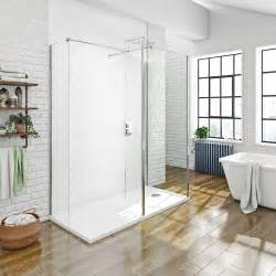 bathroom showers ideas pictures mode spacious luxury 8mm 3 sided walk in shower enclosure