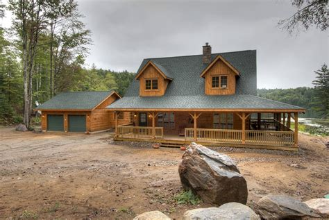 modern log home floor plans mywoodhome