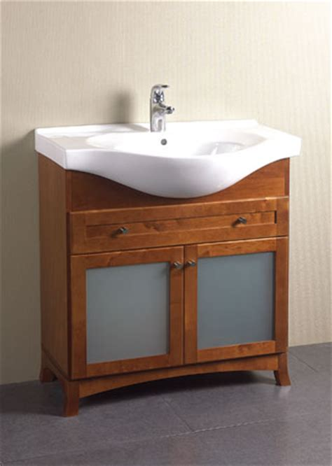 32 quot euro ambrosia mirrored bathroom sink vanity w black ronbow 32 1 2 quot euro style ceramic overhang sink with