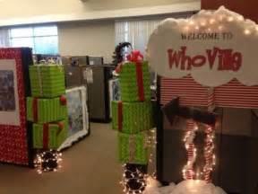 christmas decoration in an office setting tendencias decoracion navide 241 a para oficinas y hogar centros de mesa para bautizos