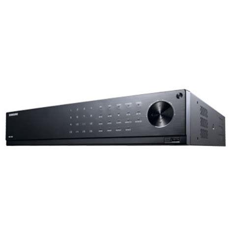 Samsung Ahd Dvr Hanwha Hrd E430l hanwha techwin wisenet hd 16 channel 1080p ahd srd 1685 24tb