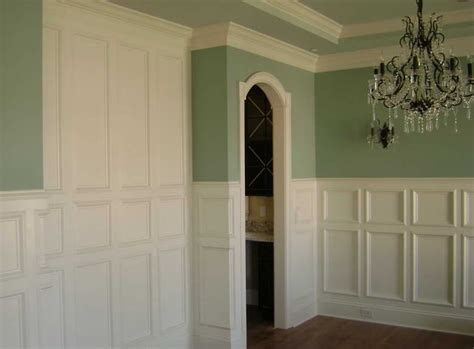 Types Of Wainscoting Panels by 7 Wainscoting Styles To Design Every Room For Your Next