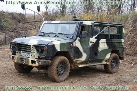 russian military jeep skorpion 2m light tactical vehicle technical data sheet