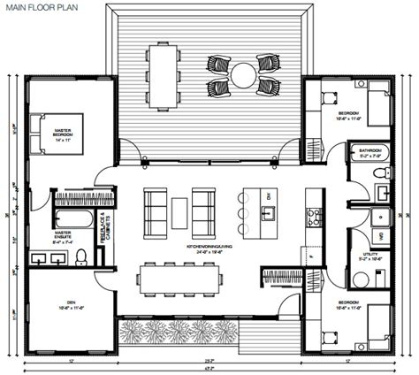 prefabricated floor plans minihome hybrid trio prefab home modernprefabs