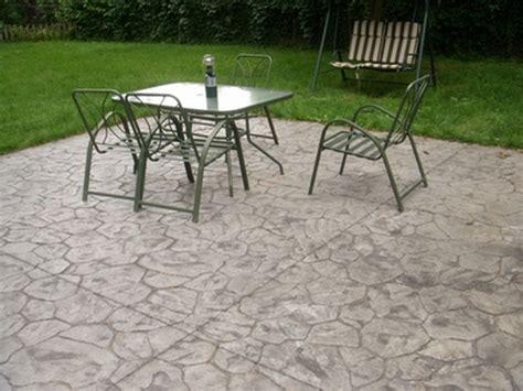 cement patio designs decorative concrete market expected
