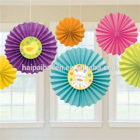 how to make paper fan decorations how to make hanging paper fan decorations