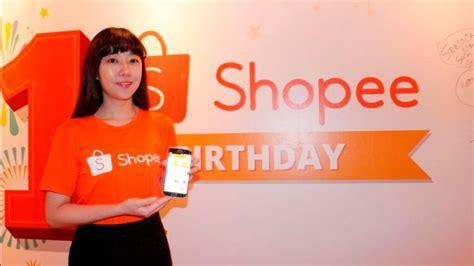 Lu Shopee perjalanan shopee setelah 1 tahun beroperasi di indonesia