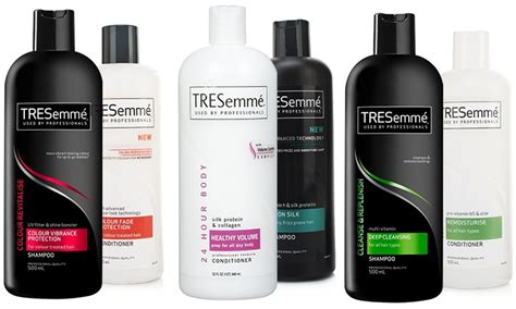 Tresemme Shoo All Hair Types by Tresemme Shoo Conditioners Groupon Goods