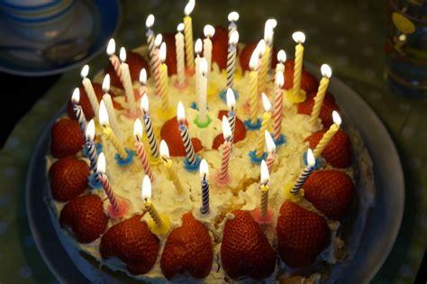 Geburtstagskuchen Brennen Kerzen · Kostenloses Foto auf Pixabay