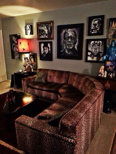 horror themed home decor discover 17 best ideas about horror decor on pinterest