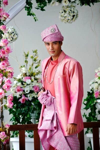 desain baju nikah lelaki terkini fesyen kahwin contoh rekaan terkini baju pengantin