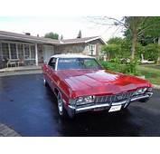 1968 Impala SS427 Convertible 4speed 38000 Miles GM