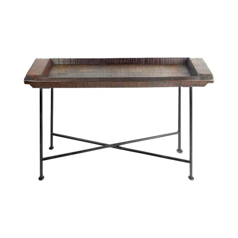 folding wood accent table from dot bo my wishlist grab a classic while you can this pony express tray table