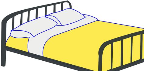 bed clipart go to bed clipart cliparts co