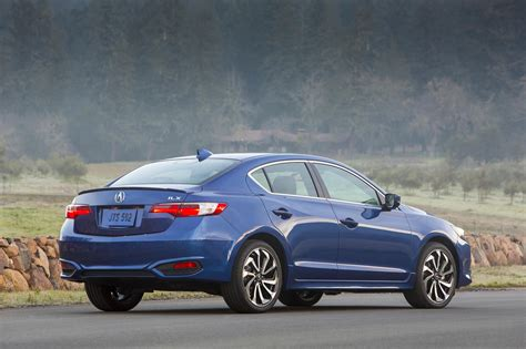 2016 acura ilx pricing 2016 acura ilx pricing and fuel economy ratings divulged