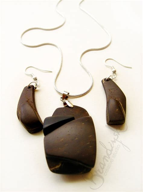 Handmade Wooden Earrings - 23 best images about jewerly wood earrings on