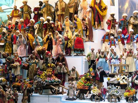 which christmas decoration is the best in italy italian decorations il presepio italy magazine