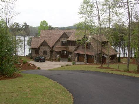 Lake Keowee Cabins by Construction Lakefront Luxury Home At The Reserve