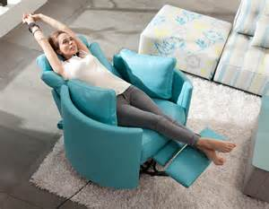 stylish chairs and recliners from fama interior design