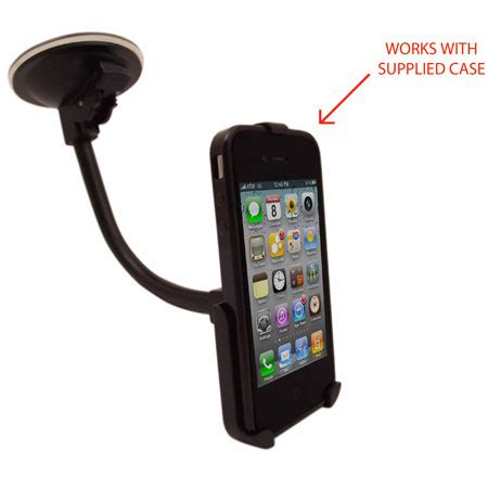 Imymee Iphone 4s Pack Black car pack for the iphone 4s 4 with black mobilezap australia