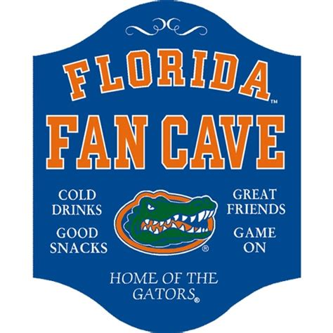 gifts for florida gator fans 17 best images about gameroom ideas on