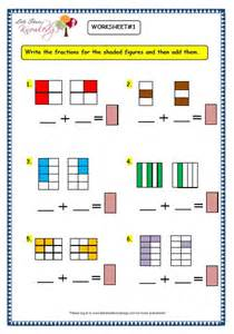 adding fractions worksheets grade 3 1000 images about