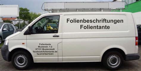 Autowerbung Aufkleber Heckscheibe by Autowerbung Autobeschriftung Individuell Www Folientante De