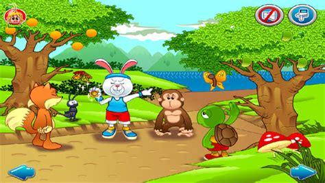 Kelinci Dan Musik anak kelinci kura kura on the app store on itunes