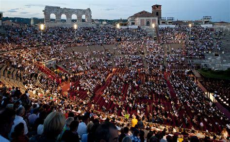Verona Italy Opera Festival Images