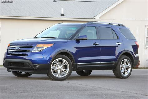 2013 ford review 2013 ford explorer limited review autotalk