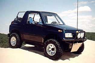 1998 suzuki sidekick lift kit suzuki sidekick geo tracker 4 5 quot lift kit 1999 05 ebay