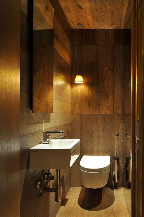 wood cladding bathroom walls 15 bathroom design ideas homebuilding renovating