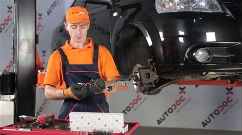 Silet Astra Superior comment remplacer des biellette de barre stabilisatrice
