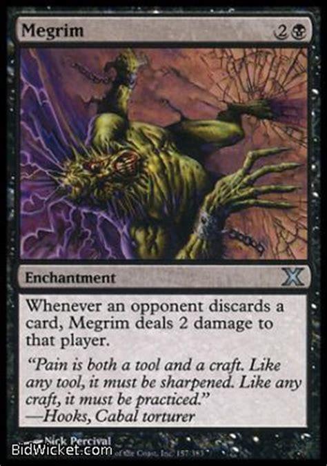 Magic The Gathering Single R Prepare Fight megrim
