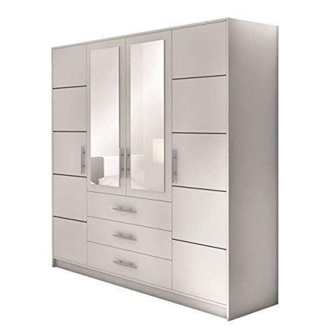Kleiderschrank Mit Spiegel Und Schubladen dreht 252 renschrank bali 4d kleiderschrank mit spiegel