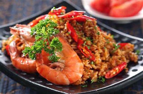 Minyak Goreng Dua Udang nasi goreng udang lazat memikat resepi rusly