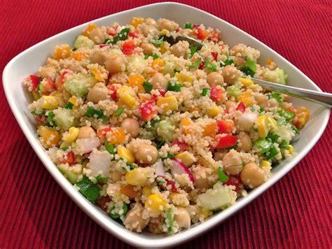couscous salad pumpkin chickpea couscous salad