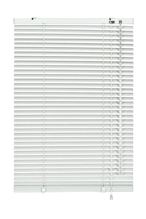 jalousie 140 cm breit aluminium jalousie farbe wei 223 breite 140 cm l real