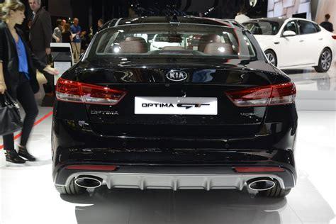 2016 Kia Gt 2016 Kia Optima Gt Picture 646795 Car Review Top Speed